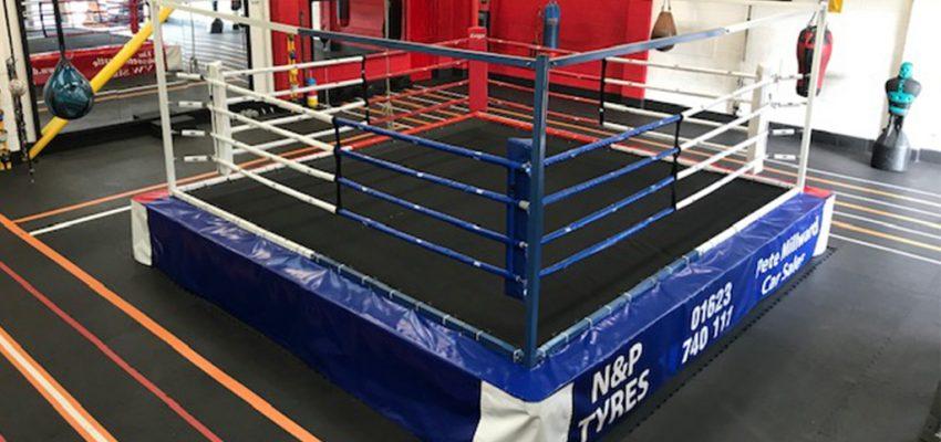 Boxing slide