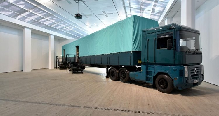 Lorry Sheet in Art 750 x 500