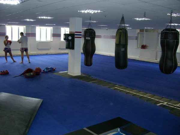 Boxing Club Floor Cover